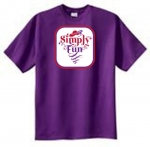Simply Fun RHS 2015 Design Purple T-shirt