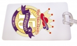 Red Hat Society Bag Tag artwork #S16