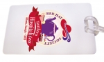 Red Hat Society Bag Tag artwork #S18