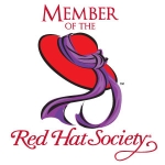 Red Hat Society badge artwork #S1