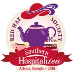 Red Hat Society badge artwork #S18