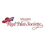 Red Hat Society badge artwork #S19
