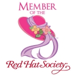 Red Hat Society badge artwork #S2