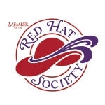 Red Hat Society badge artwork #S20