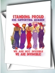 6pk Standing Proud Cards